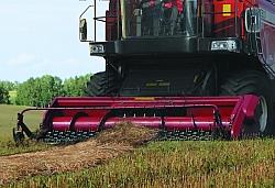 Зерновая платформа-подборщик