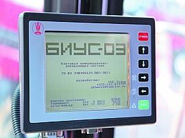 Terminal LCD