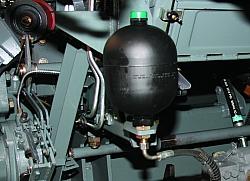 Гидропневмоаккумулятор
